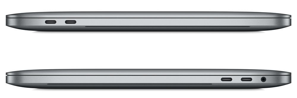 Mac Book Pro Porta Thunderbolt 3
