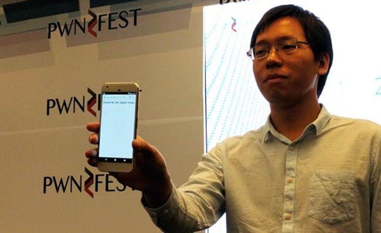 Google Pixel é invadido por hackers em menos de 60 segundos