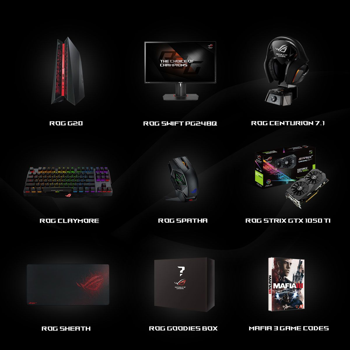 ROG Forum Battleground_prémios
