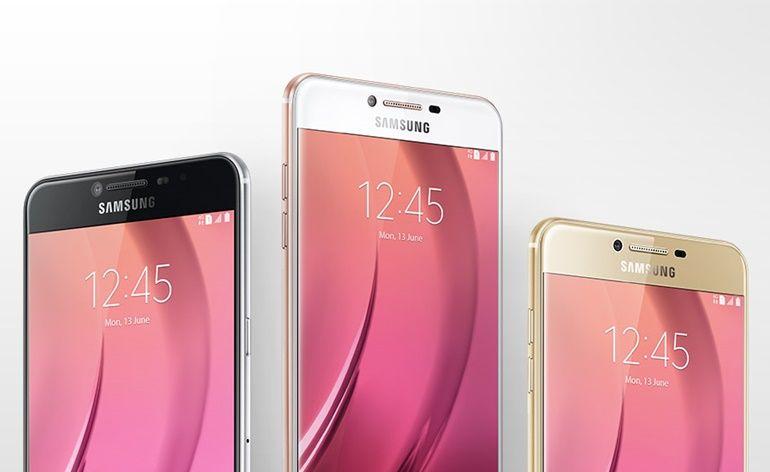 Samsung Galaxy C7 Pro virá com 4 GB de memória RAM