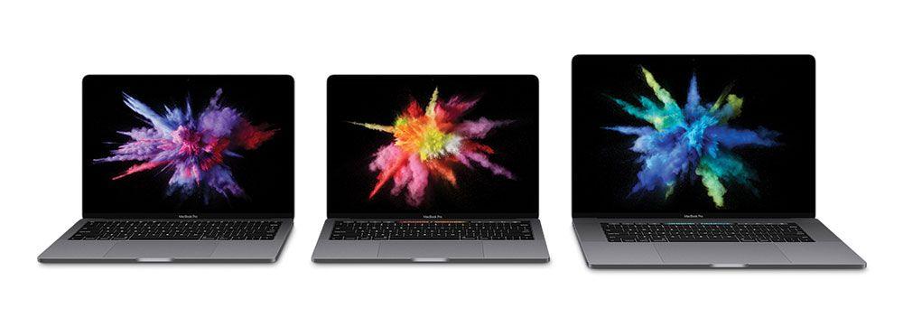 Família MacBook Pro