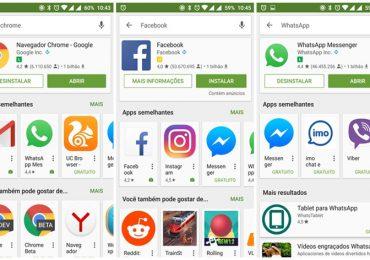 Google Play Store recebe atualização que permite instalar aplicativos rapidamente