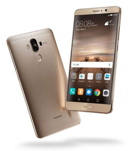 Front + Back Huawei Mate 9