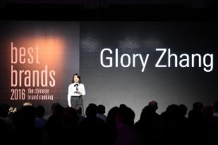 Glory Zhang, Chief Marketing Officer da Huawei Consumer BG