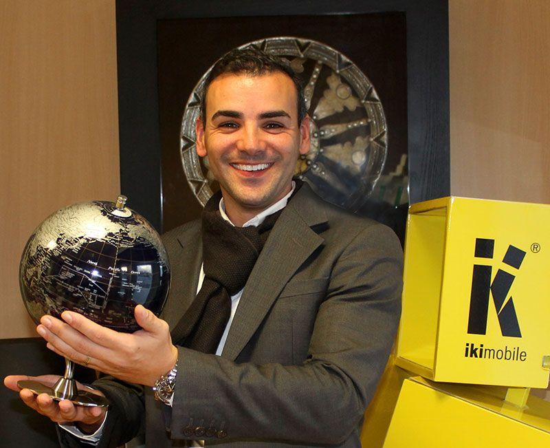 Tito Cardoso, Administrador da IKI Mobile