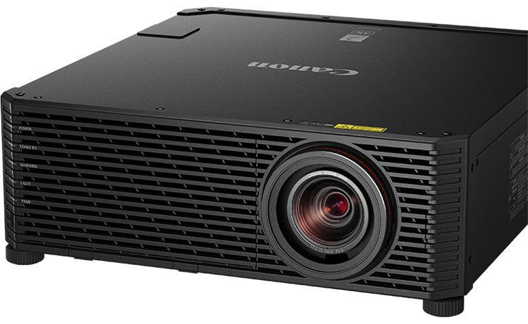 Canon anuncia o lançamento do projetor laser XEED 4K600STZ