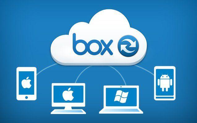 Box armazenamento cloud