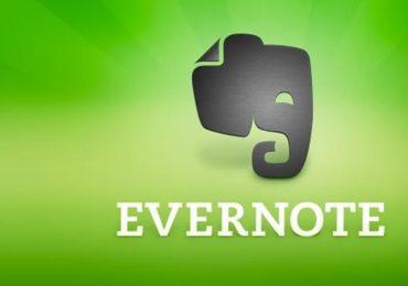 Usuários do Evernote podem acessar e ler notas dos usuários