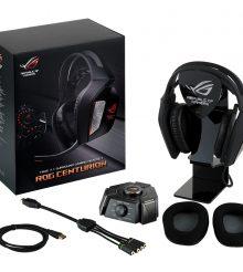 ROG Centurion: Um headset premium para gaming