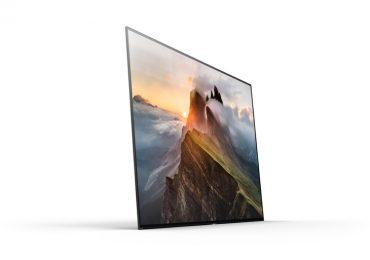 Sony apresenta BRAVIA OLED A1, a sua primeira tv OLED 4K