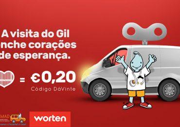 Worten doa 130.000€ à Fundação do Gil