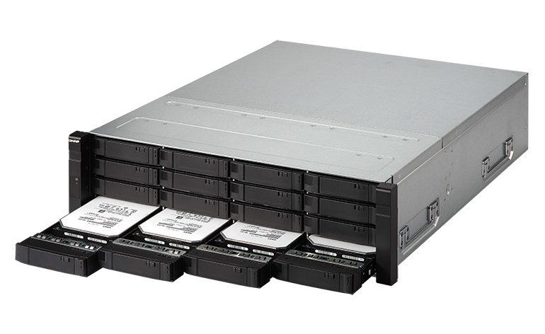 QNAP lança versão 2 do Enterprise ZFS NAS ES1640dc