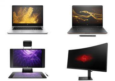 HP lança quatro novos produtos revolucionários na CES 2017