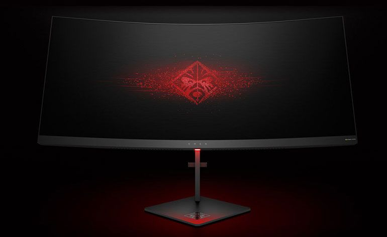 HP revela OMEN X 35 Curved Display