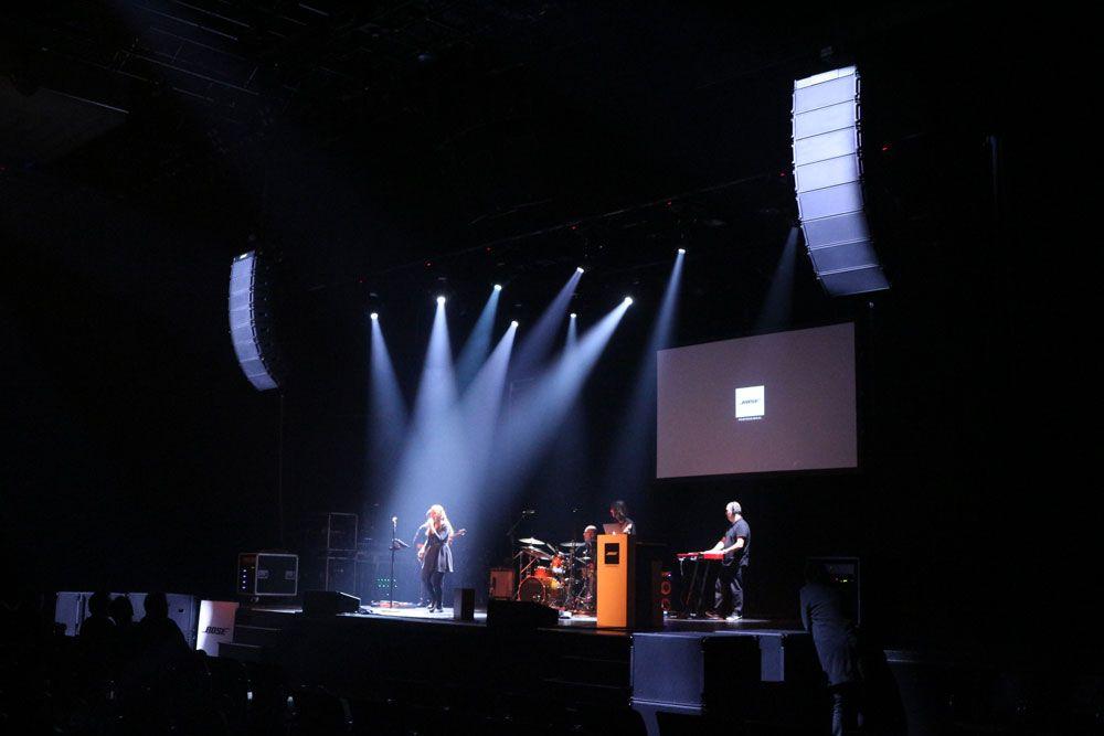 sistema ShowMatch com tecnologia DeltaQ
