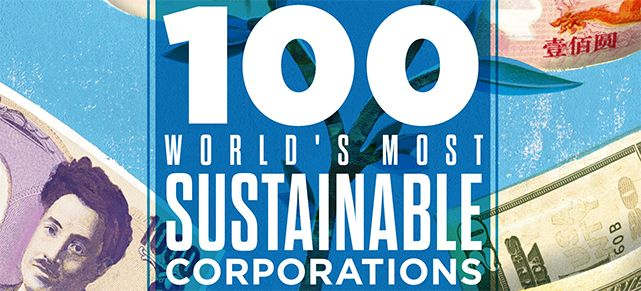 Global 100 Most Sustainable Corporations in the World