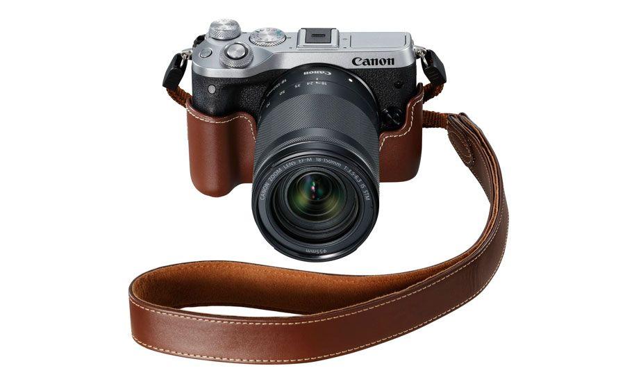 Capture o extraordinário com a nova mirrorless da Canon – a EOS M6