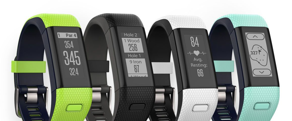 pulseira de golfe com GPS Approach X40