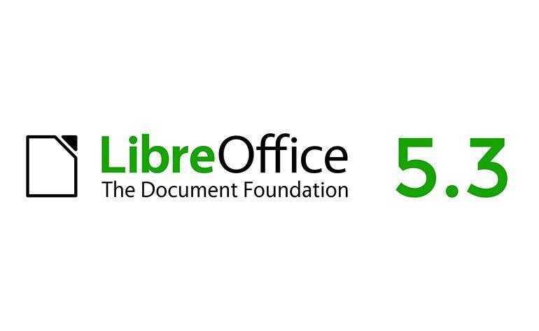 A The Document Foundation anuncia o LibreOffice 5.3 cheio de novos recursos