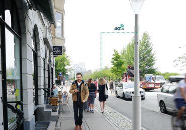 A Philips Lighting e a Ericsson lançaram uma nova luz de rua conectada para o mercado europeu, com conectividade de banda larga 4G/LTE incorporada