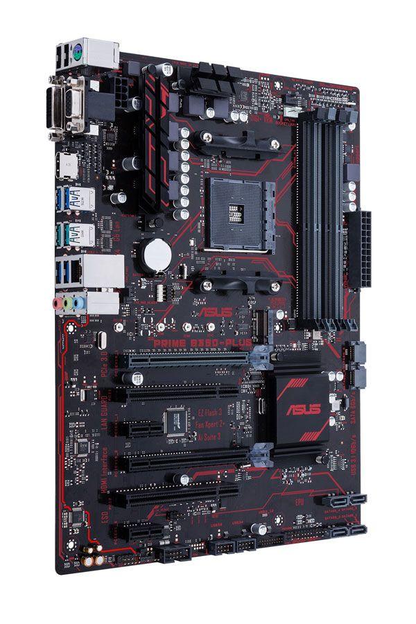 motherboard ASUS Prime B350-Plus