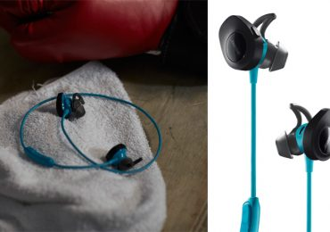 Conheça os auriculares desportivos Bose SoundSport