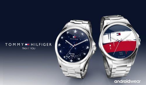 Tommy Hilfiger T24/7You Android Wear 2.0