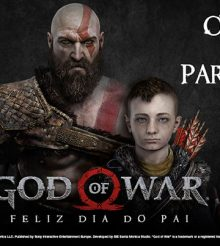 PlayStation Portugal comemora Dia do Pai com God of War
