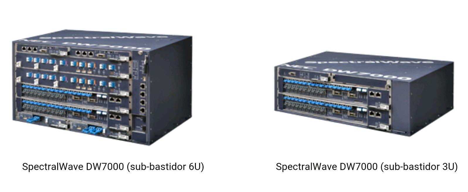 série SpectralWave DW7000