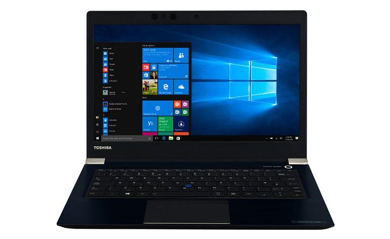 Toshiba anuncia os portáteis profissionais Portégé X30 e Tecra X40