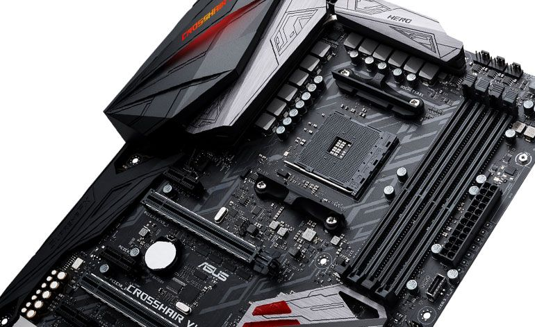 Motherboards AMD AM4 Series anunciadas pela ASUS e ROG
