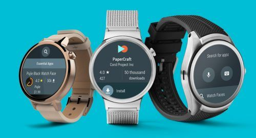 AndroidWear 2.0