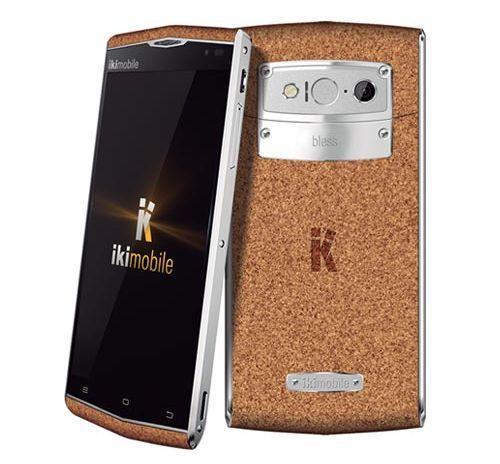 IKI Mobile KF5 Bless Cork Edition