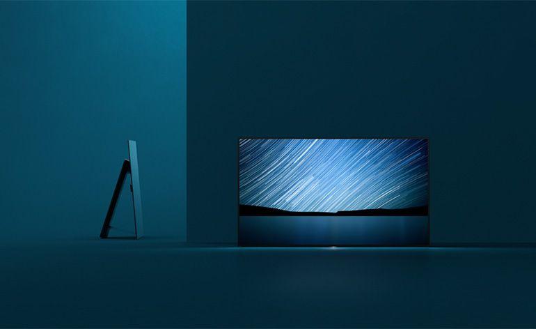 Sony anuncia preços e disponibilidade na Europa do televisor OLED 4K HDR BRAVIA A1