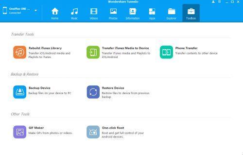 TunesGo6 alternative to iTunes, iPhone transfer, iTunes Alternative, transfer to iphone, transfer your contacts, TunesGo, Wondershare