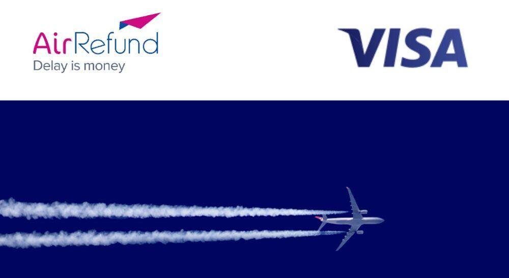 Visa expande em toda a Europa parceria com a empresa de gestão de reclamações