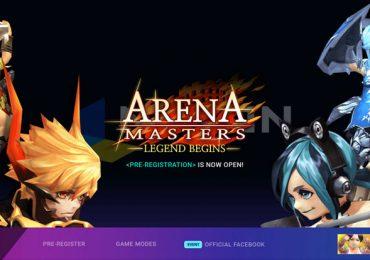 Nexon Convida Fãs de Batalhas Competitivas para Registo em Arena Masters