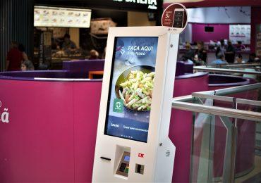 Kiosks digitais revolucionam experiência do Cliente na restauração