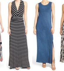 Maxi Dress: Uma peça obrigatória para o Verão!