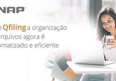 QNAP lança a app Qfiling que ajuda a automatizar a gestão de ficheiros