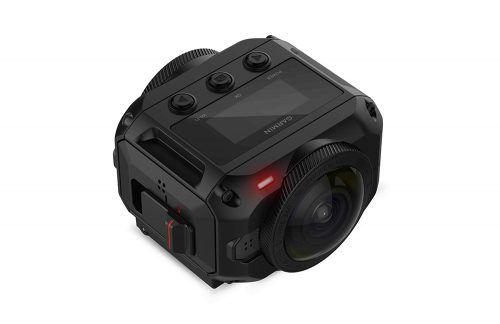 Garmin lança câmara de ação VIRB 360