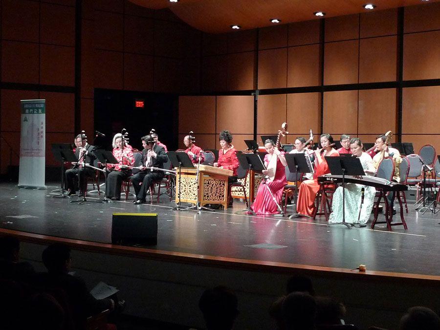 Concerto no Museu do Oriente promove cultura macaense