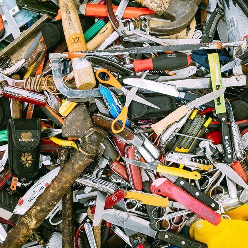 objetos e produtos que temos em casa que já não precisamos