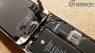 A reparação de um iPhone