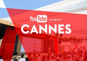 YouTube anuncia edição especial do YouTube Ads Leaderboard Cannes 2017