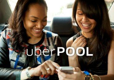uberPOOL disponível em Lisboa de 4 a 31 de julho