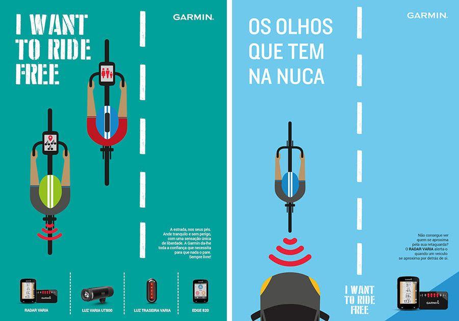 Garmin quer aumentar tranquilidade dos ciclistas