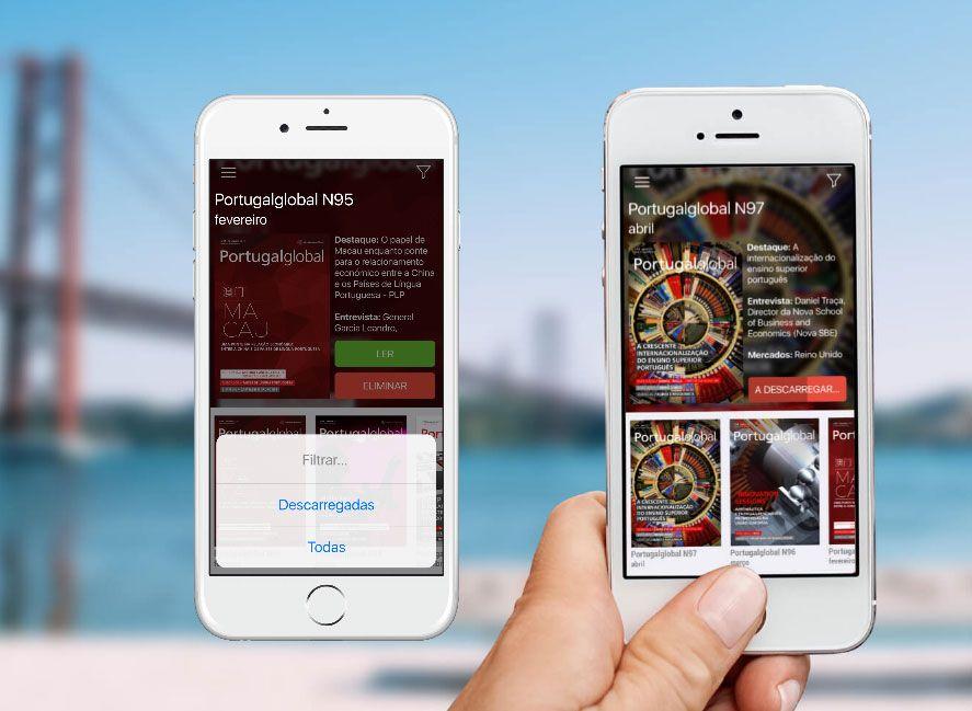 Revista Portugalglobal da AICEP disponível em app da mobinteg (2)