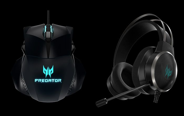 Acer Predator Acessorios