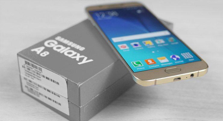 Galaxy A8